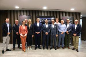 Misión de Empresarios Europeos – Octubre 23 al 25, 2019