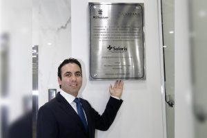 Inauguración de Solaris